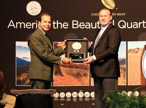 Pedro Ramos and David Croft, Great Smoky Mountains Quarter Unveiled
