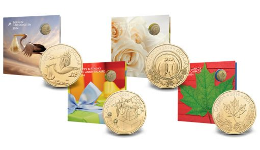 Royal Canadian Mint 2014 Gift Sets