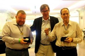 Authors Receive IAPN Award for Book on Siamese Coins