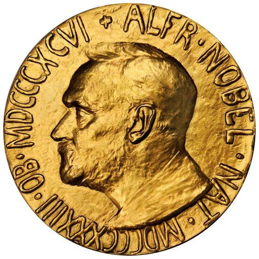 1936 Nobel Peace Prize medal - obverse