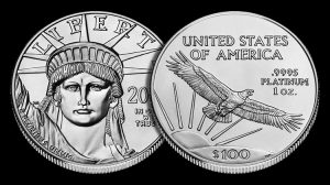2014 American Platinum Eagle Bullion Coins on Sale March 10