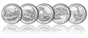 2014 America the Beautiful Coins