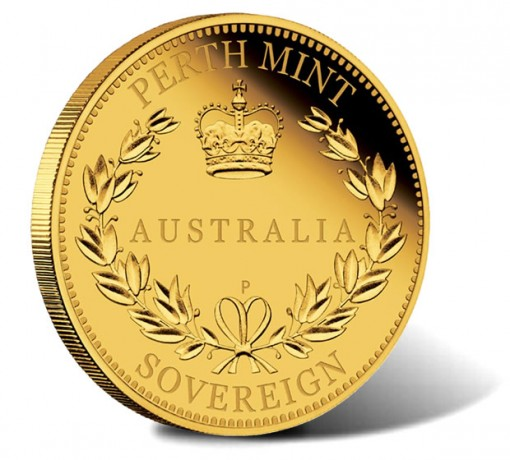 2014 Proof Australian Sovereign Gold Coin