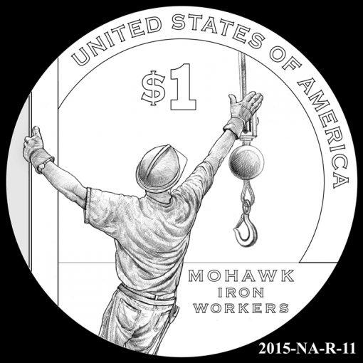 2015 Native American $1 Coin Design Candidate 2015-NA-R-11