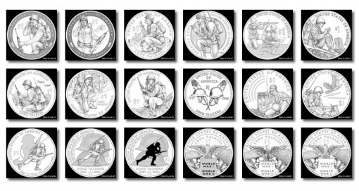 2016 Native American $1 Coin Designs