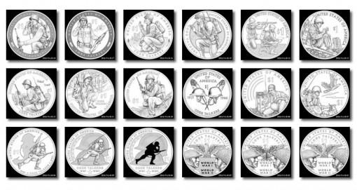 2016 Native American $1 Coin Designs