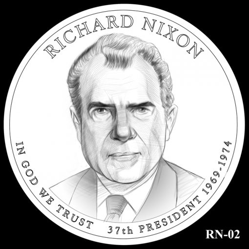2016 Presidential $1 Coin Design Candidate RN-02