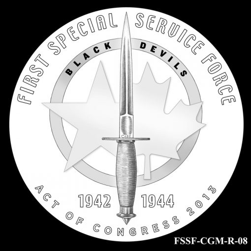 First Special Service Force Design Candidate FSSF_CGM_R_08