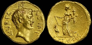 Dimitriadis Collection of Roman Gold Coins Graded by NGC