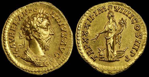 Marcus Aurelius (AD 161-180)