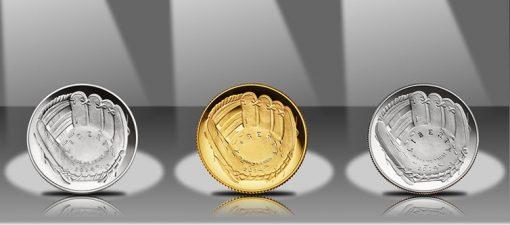 National Baseball Hall of Fame Commemorative Coins
