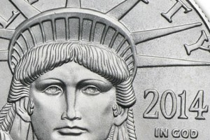 Section of 2014 Platinum Eagle