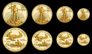 2014 Proof Gold Eagle Coins