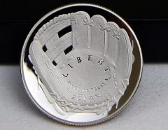 2014 Baseball Clad Half-Dollar Limits Lifted, Sales Jump