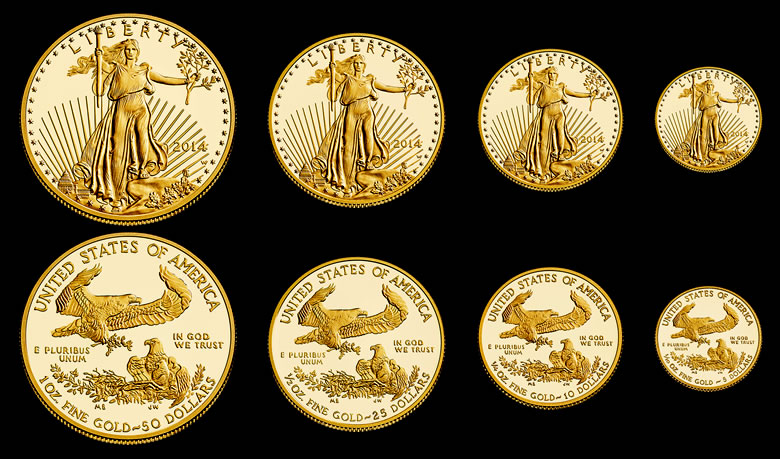 2014 W Proof American Gold Eagles Released Coin News