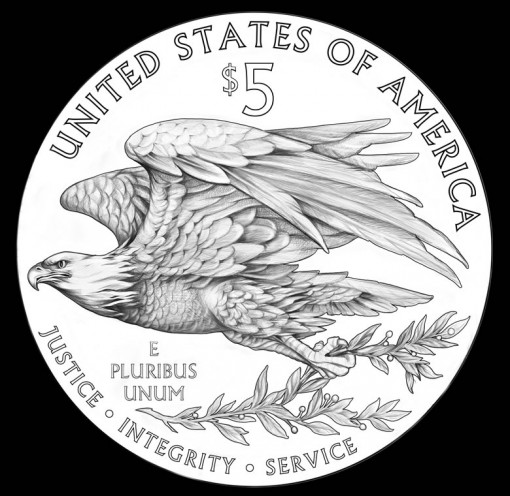Proposed Reverse Design for American Silver Eagles