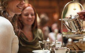 Tea, tour, Brown Palace