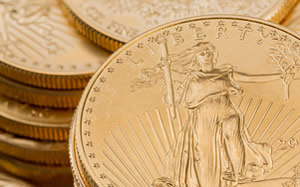US Mint gold bullion coins