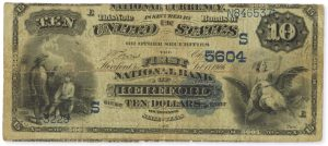1882 $10 Date Back; Lyons-Treat Signatures Mark New Banknote Variety