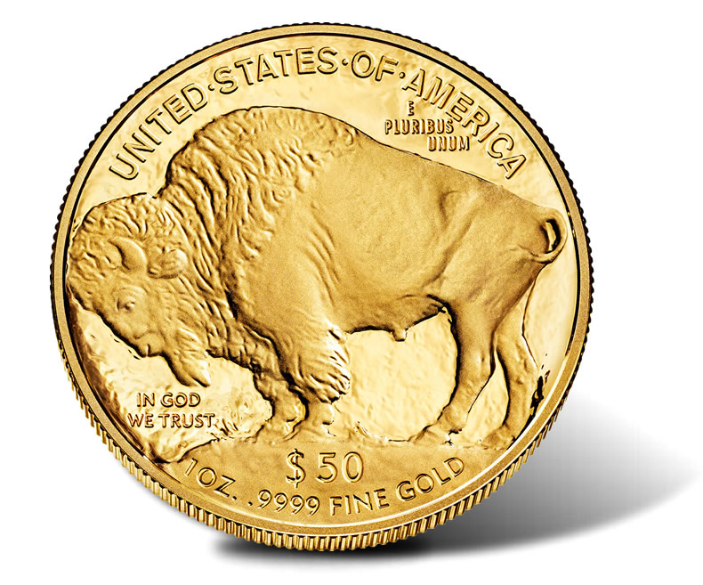 2014 W 50 Proof American Buffalo Gold Coin Released