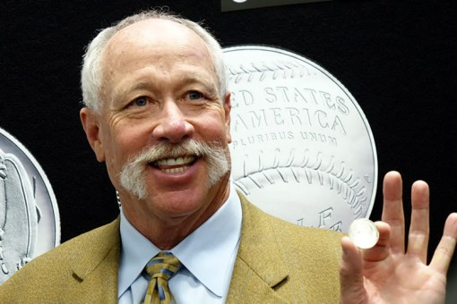Goose Gossage and Baseball Coin