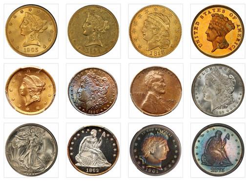 Legend-Morphy Rare Coin Regency Auction VII Highlights