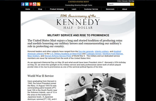 Part II of Kennedy Half-Dollar Retrospective