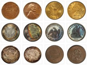 Legend-Morphy Rare Coin Regency Auction VII on May 22