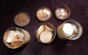 Saddle Ridge Hoard Gold Coins Go on Sale