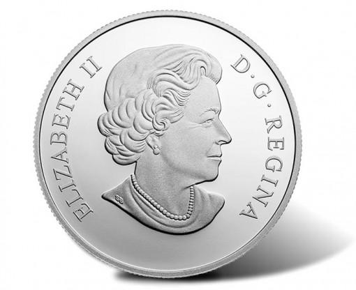 2014 Baby Beaver Coin - Obverse