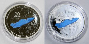 2014 Lake Erie Silver Coin Third in Canadian Great Lakes Series