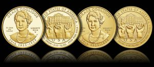 US Mint Sales: Grace Coolidge Gold Coins Debut