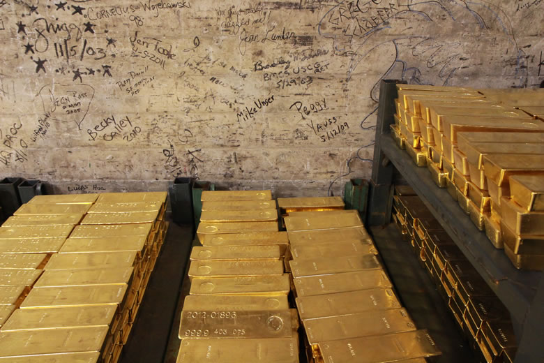 Billions In Gold Treasures Of History At West Point Mint
