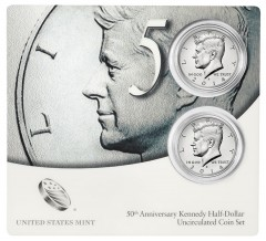 Kennedy Half-Dollar Clad Set Scores Knockout on Release