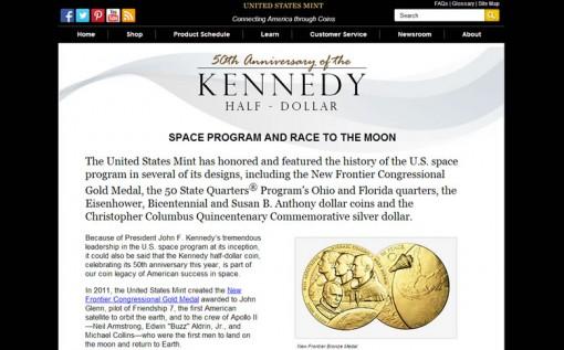 Part III of Kennedy Half Dollar Retrospective