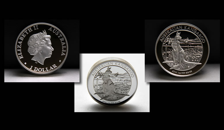 High Relief Coin High Relief Silver Coin
