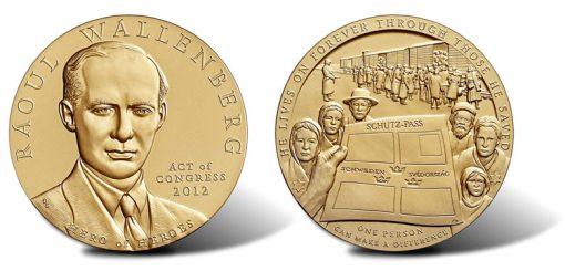 Raoul Wallenberg Bronze Medal