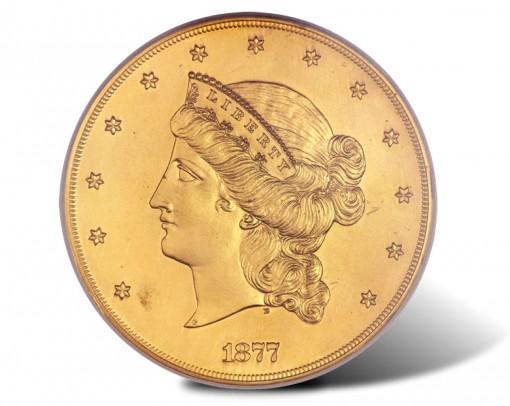 1877 $50 Fifty Dollar