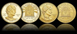 2014-W $10 Lou Hoover First Spouse Gold Coins (Proof and Uncirculated)