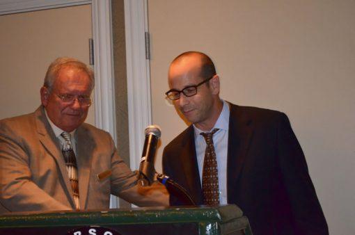 Bob Brueggeman and John Feigenbaum
