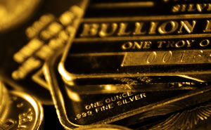 Coins and Bullion bars
