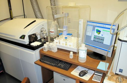 Inductively Coupled Plasma - Mass spectrometer (ICP - MS)