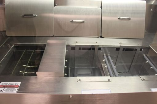 Ultrasonic Cleaning Tubs