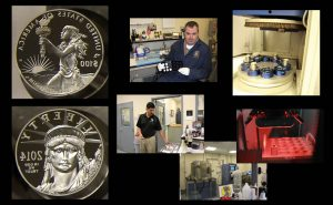West Point Mint Enhances Dies, Tests New Coin Finishes