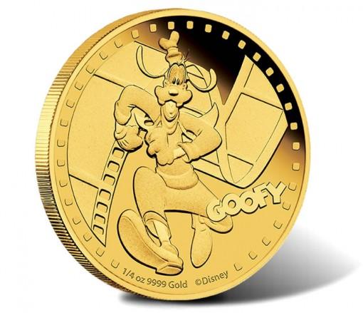 2014 Goofy Gold Coin