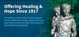 Boys Town Centennial Commemorative Coins for 2017