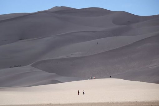Great Sand Dunes National Park Scenery 2