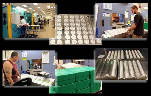 West Point Mint American Silver Eagle Production