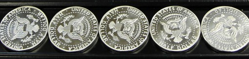 2014-S Enhanced Uncirculated Kennedy Half-Dollars