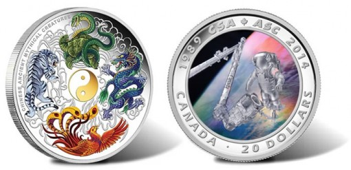 New World Coins